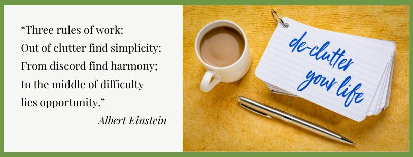INNER MASTERY MUSING: SIMPLICITY
